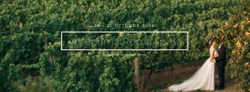 Anteprima Roma Sposa 2018