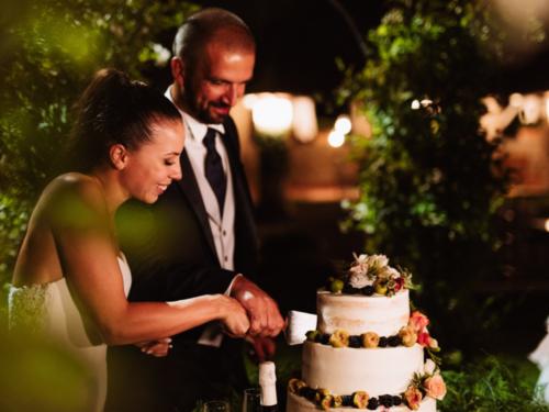 Le torte di Magnolia Eventi - foto Giulia Santarelli